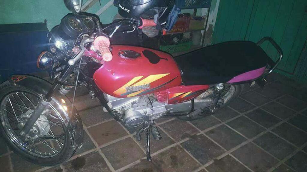 Rx100 Clasic Andona, Gp125 Moto Proyecto