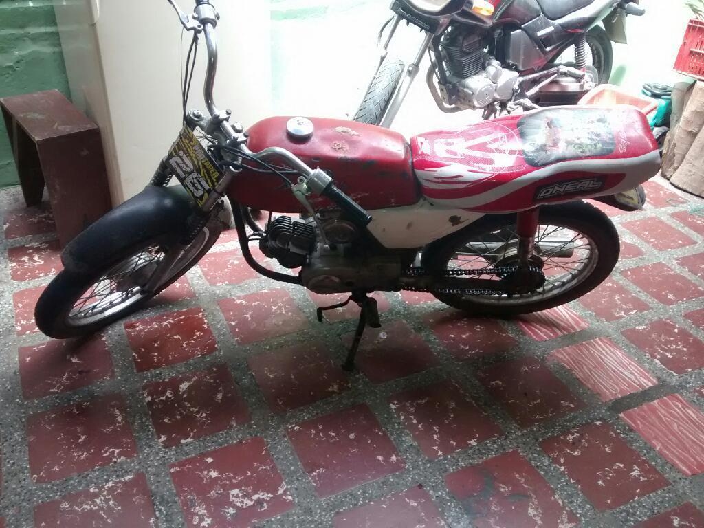 Vendo Moto Susuky