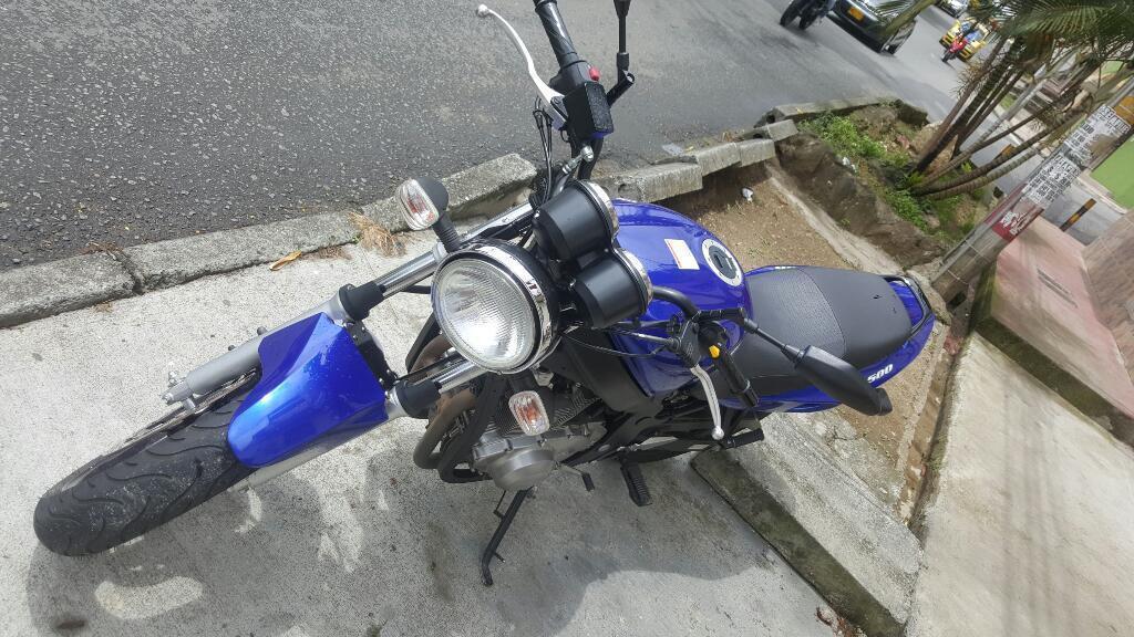 Moto Gs 500 Como Nueva