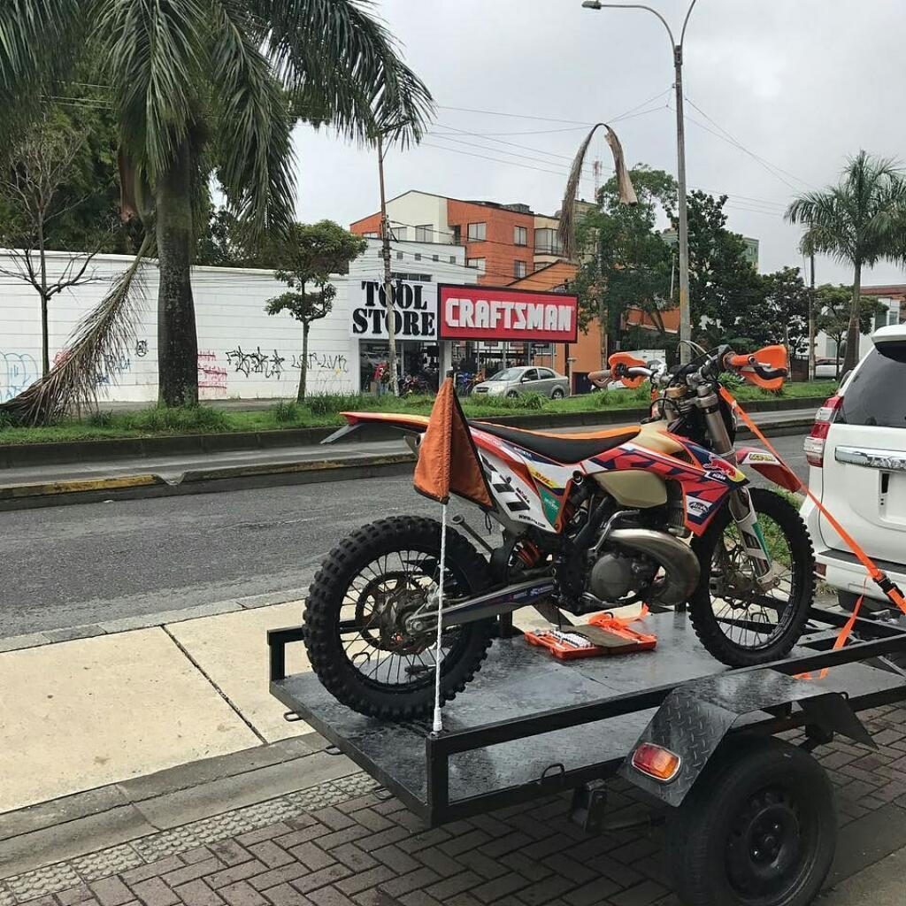 Moto Ktm 250 Cc