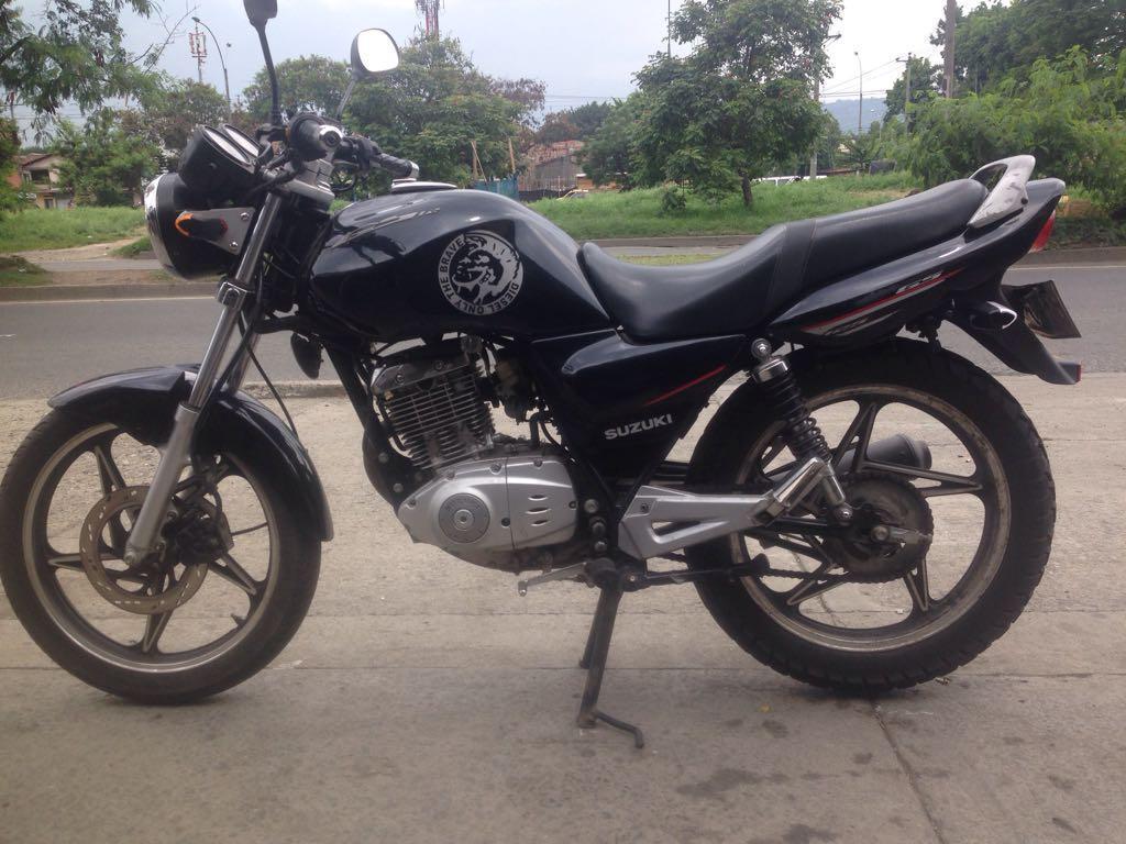 SUZUKI GS 125cc 2014
