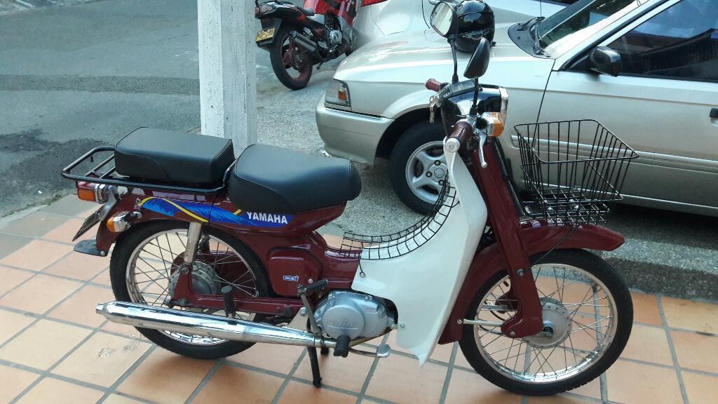 moto yamaha v80 medellin