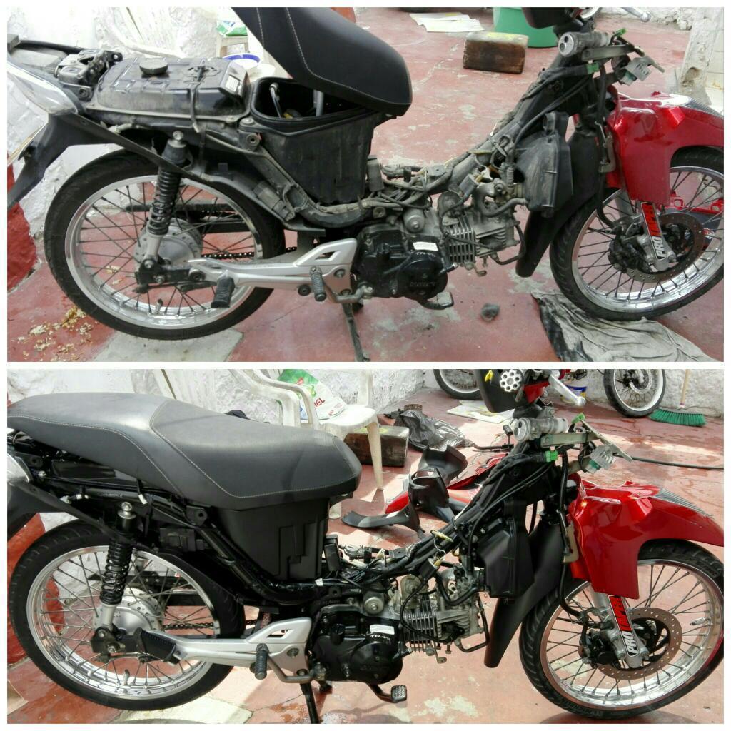 Overhauli Motos