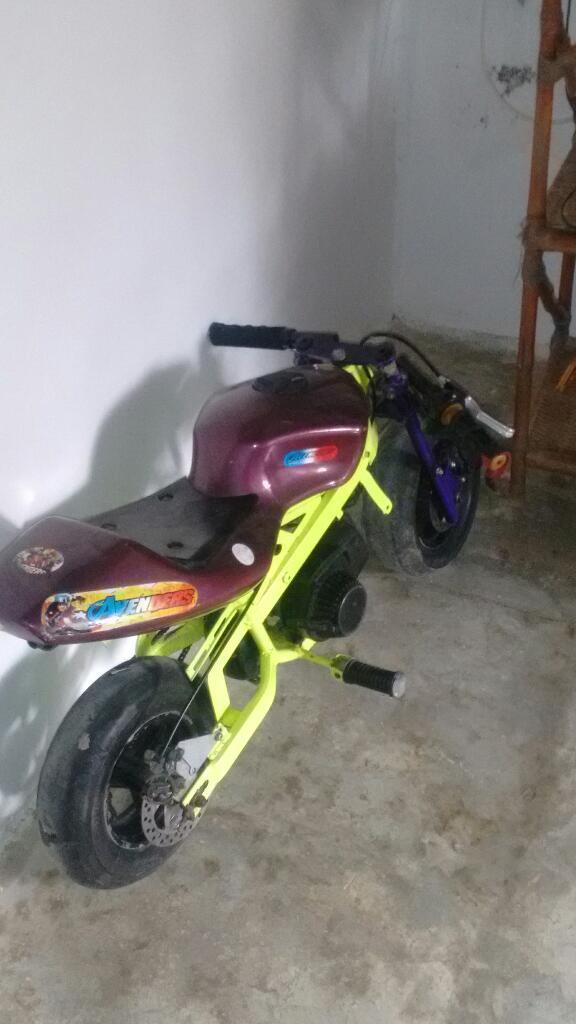 Se Vende Mini Moto para Niños