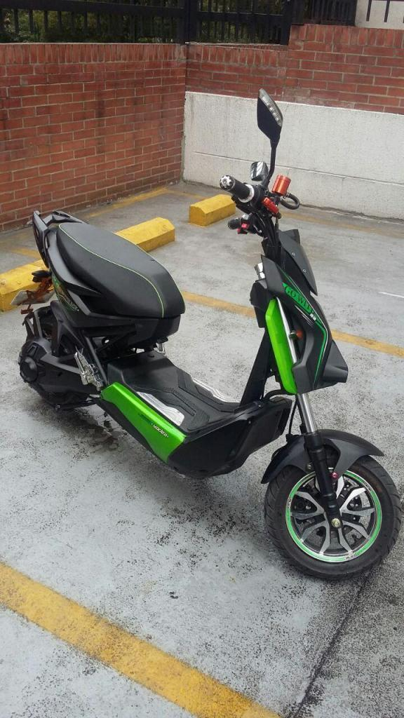 venta moto electrica