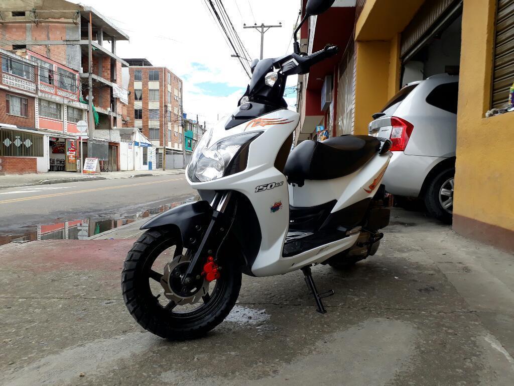Moto Akt 150