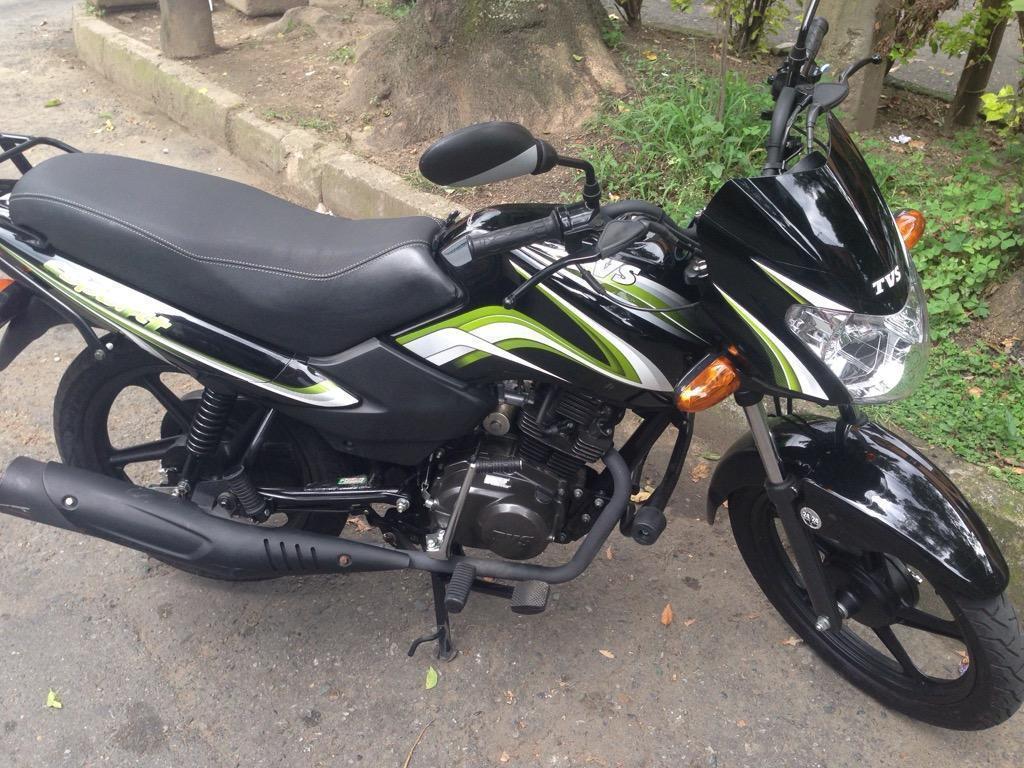 Vendo Moto Tvs Sport 100