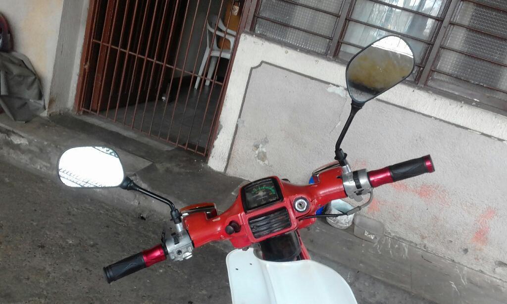 Venta de Moto Fr801995 con Seguro
