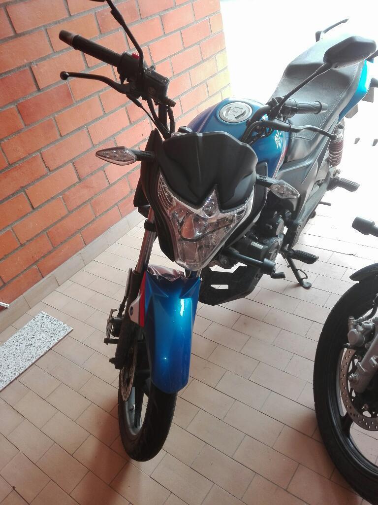 Moto Akt Modelo 2016