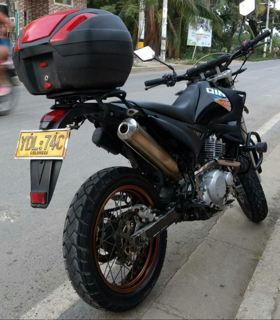 Moto Qingqi 250