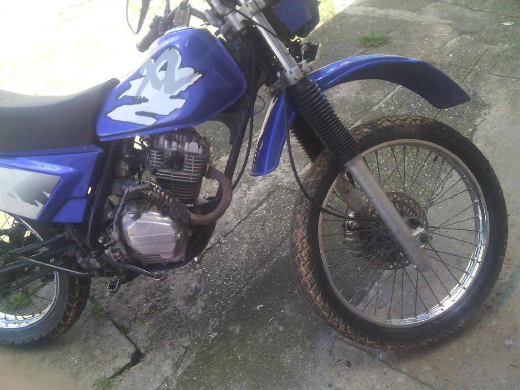 Xl 125 Montada a 185 Enduro