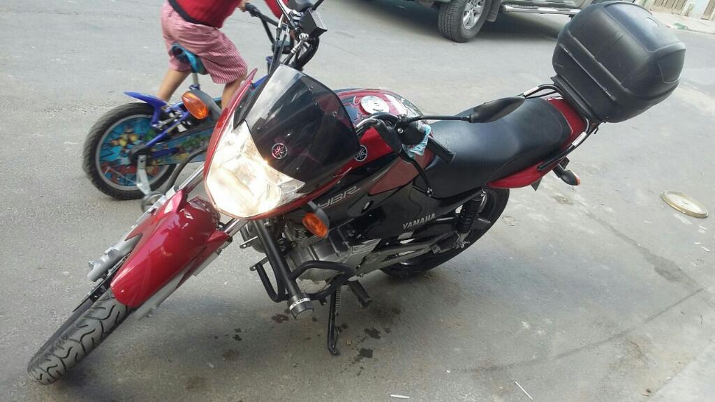 Ybr 125 Nueva