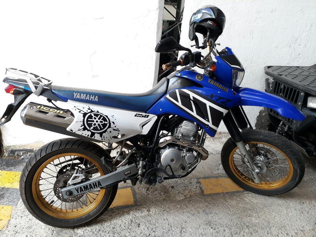 Moto Xtz 250 Modelo 250