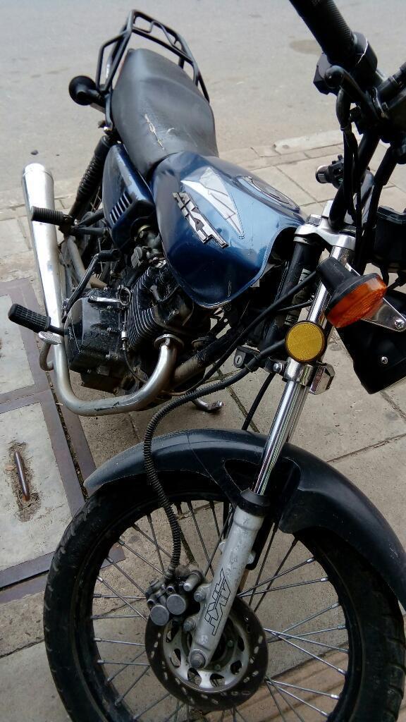 Moto Akt 125