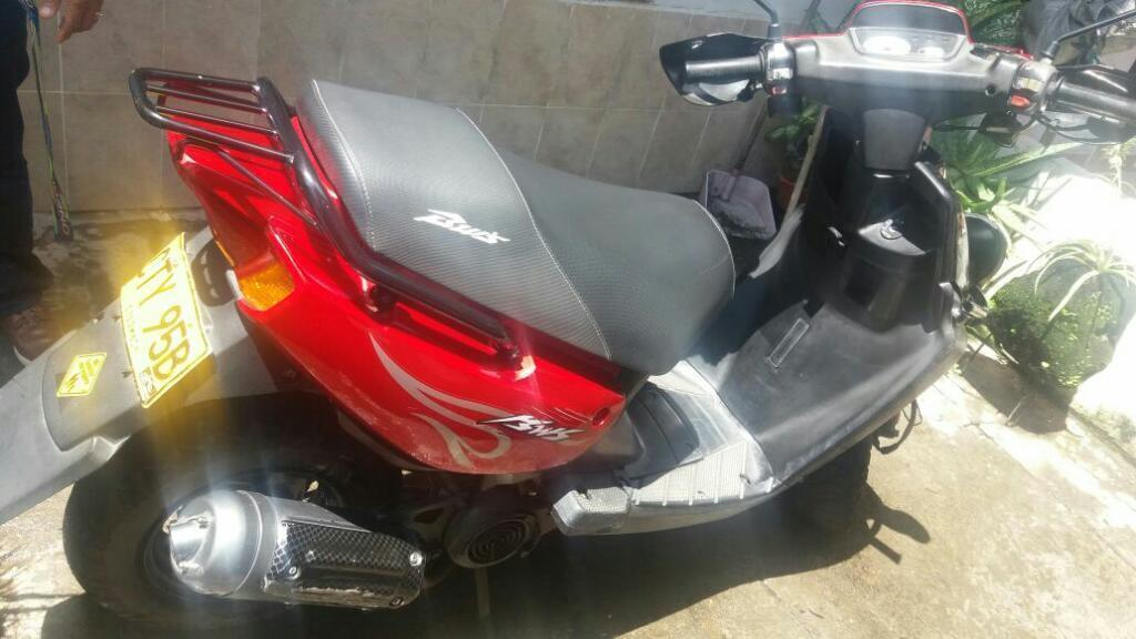 Vendo Moto Bws 1 Modelo