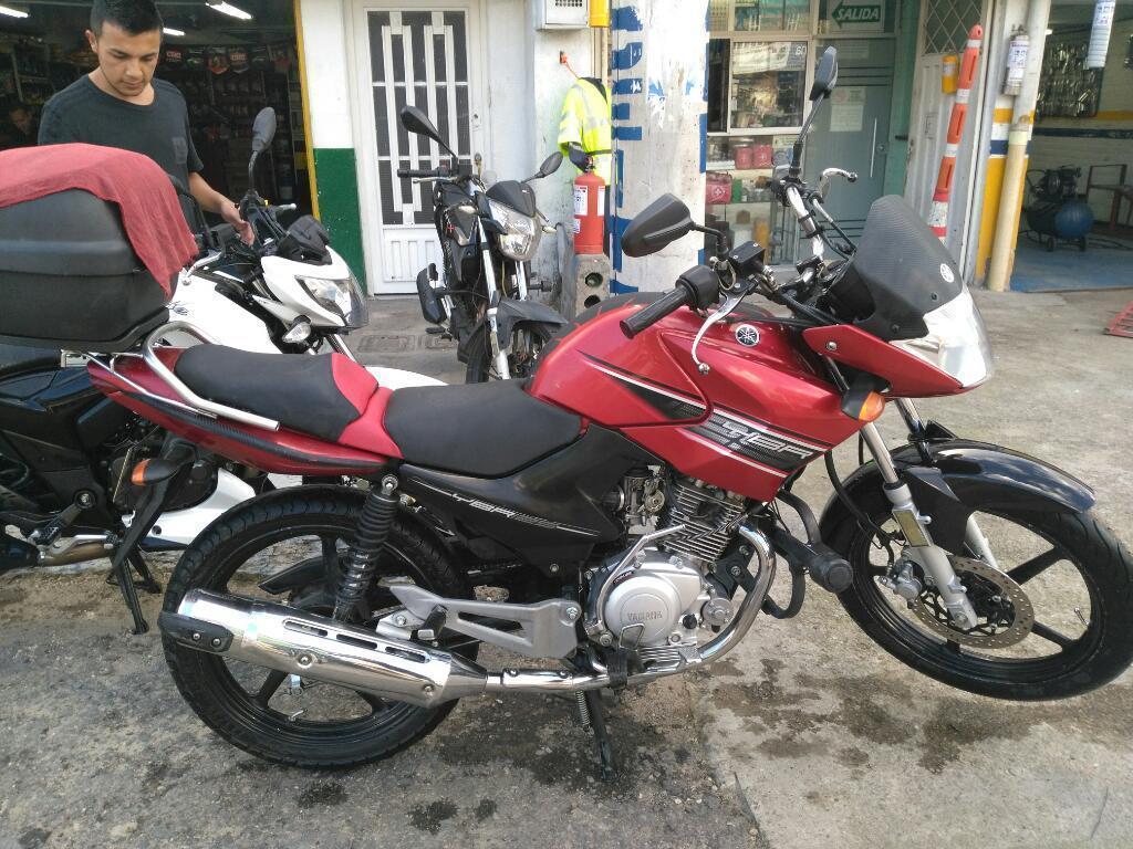 Moto Ybr 125 2013