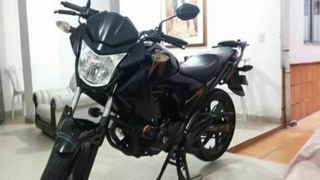 Moto Invicta Cb 150 Modelo 2014
