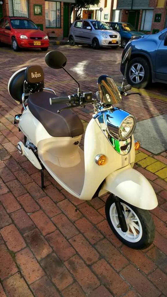 Moto Eléctrica - Milan 2016