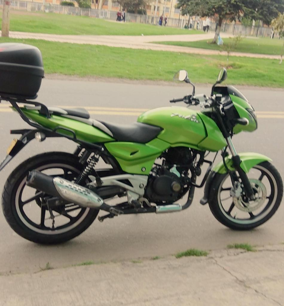 Vendo PULSAR 180 UG 2011