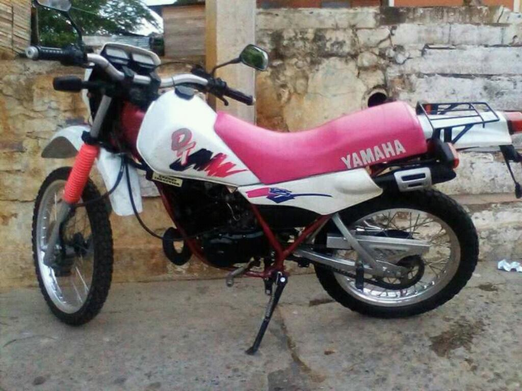 Dt 125 Yamaha