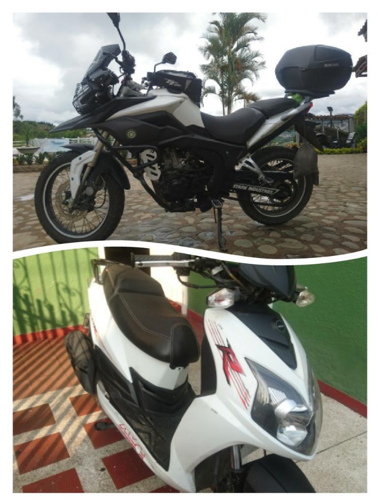 Cambio 2 Motos X Carro O Kawua O Ktm
