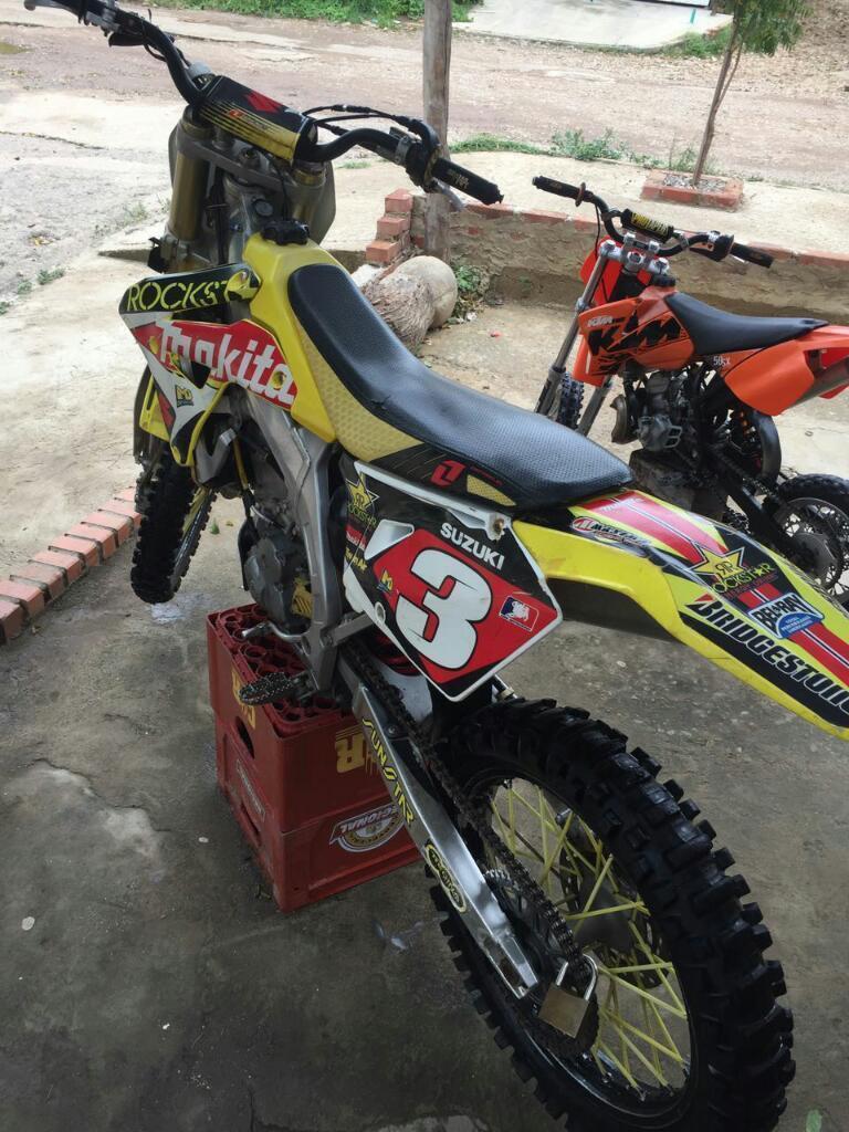 Vendo Un Rmz 450 Y Un Ktm Sx 50