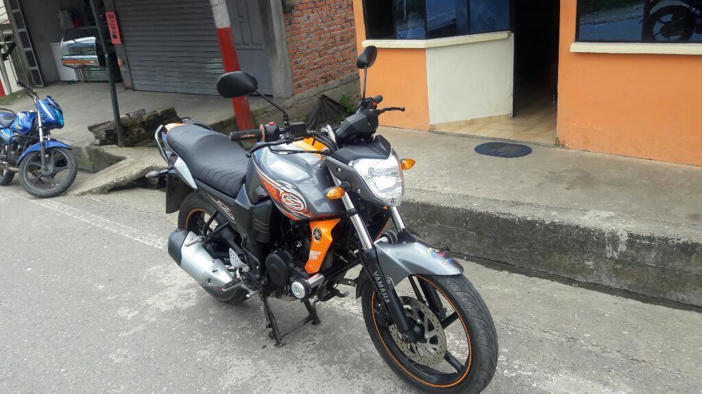 Vendo Moto Fz Modelo 2015