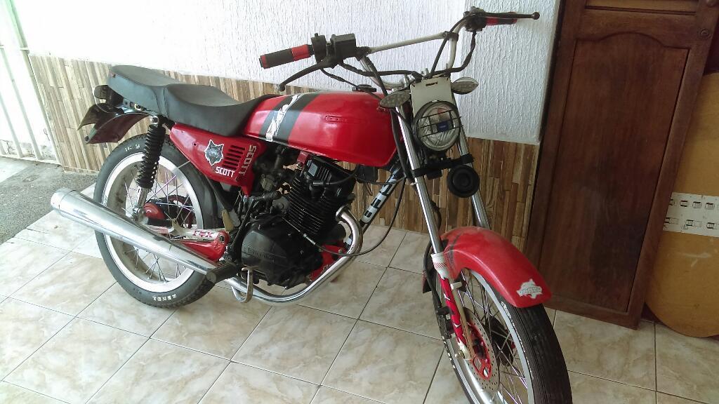 Moto a La Venta