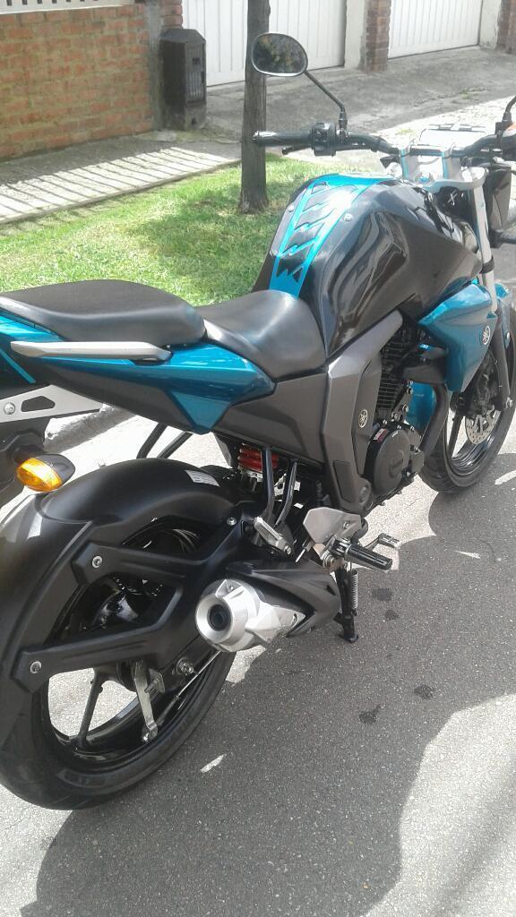 Yamaha Fz 2,0