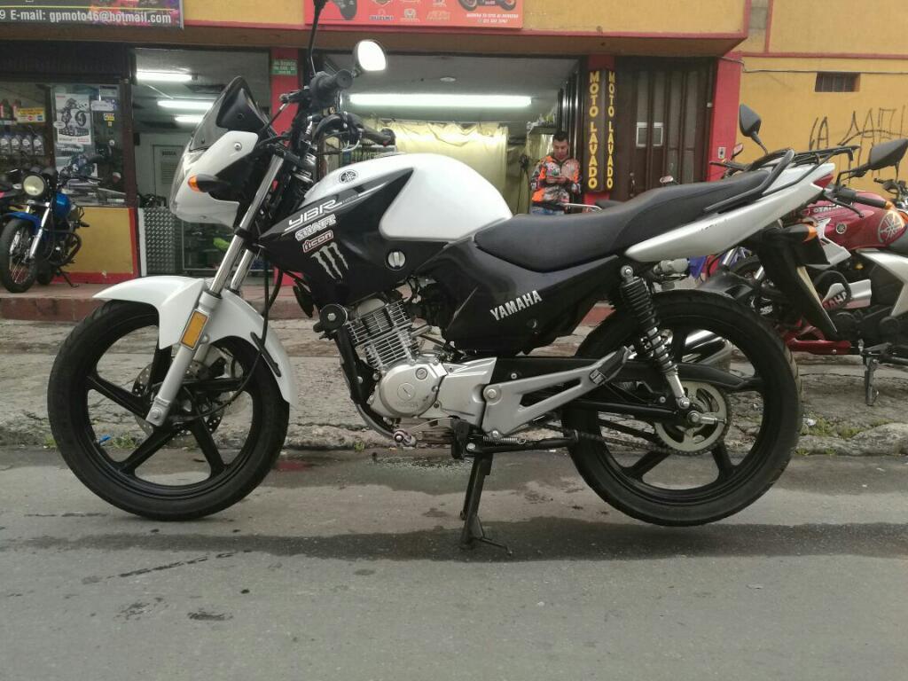 Yamaha Ybr 125 Modelo 2016
