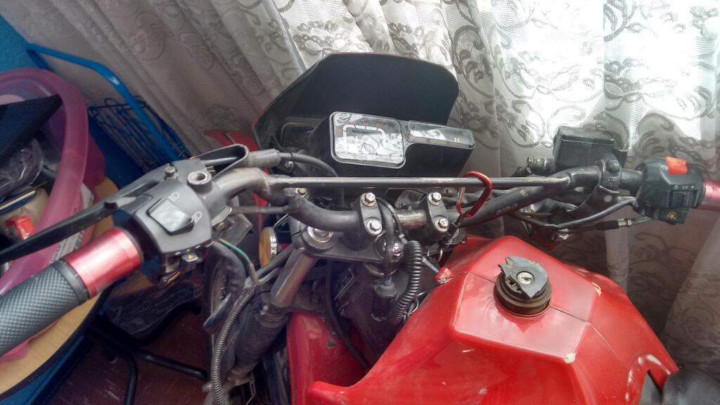 Ayco 150 Enduro Chasis Roto