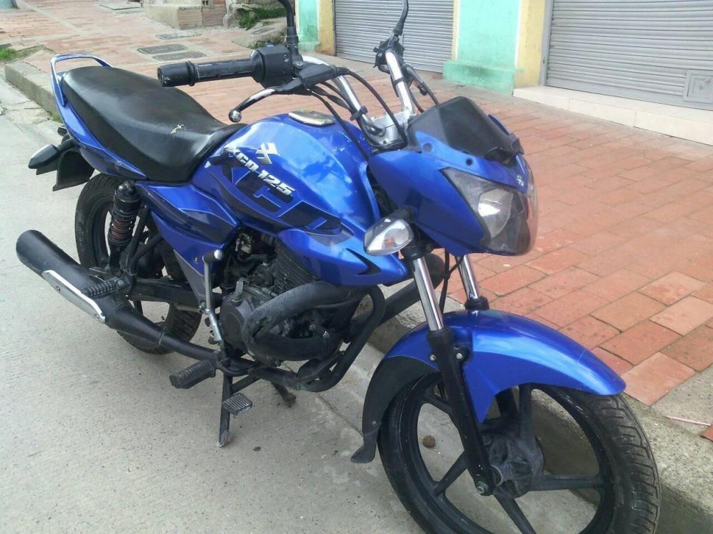 GANGA MOTO BARATA 125 EXCELENTE ESTADO 3132092635 BOGOTA