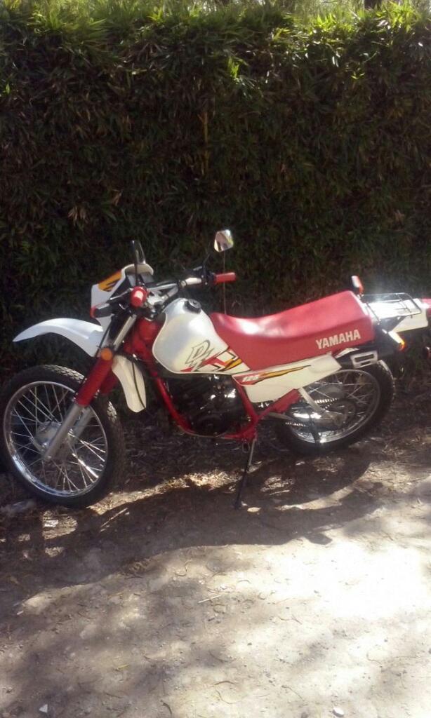Se Vende Moto Dt 125