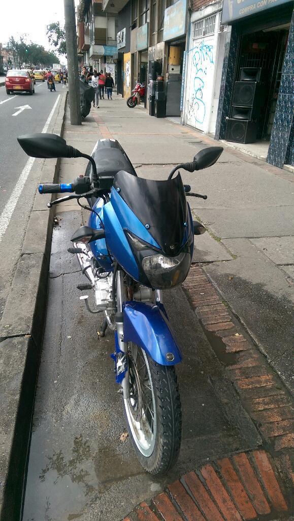 Vendo Moto Jincheng 125 Excelente Estado