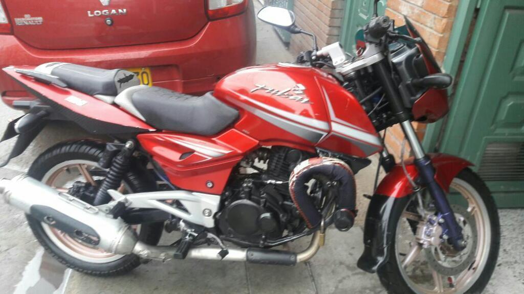 Venta Moto Pulsar 220
