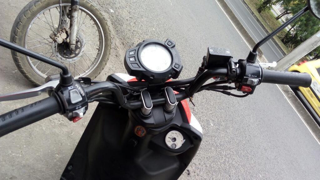 Moto Yamaha Bws 3