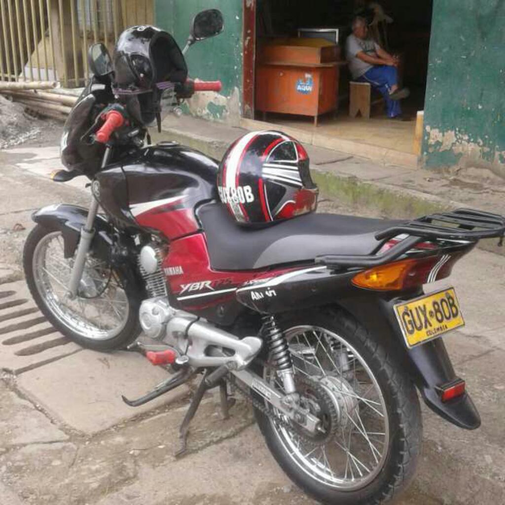 Moto Ybr 125 con Soat Nuevo