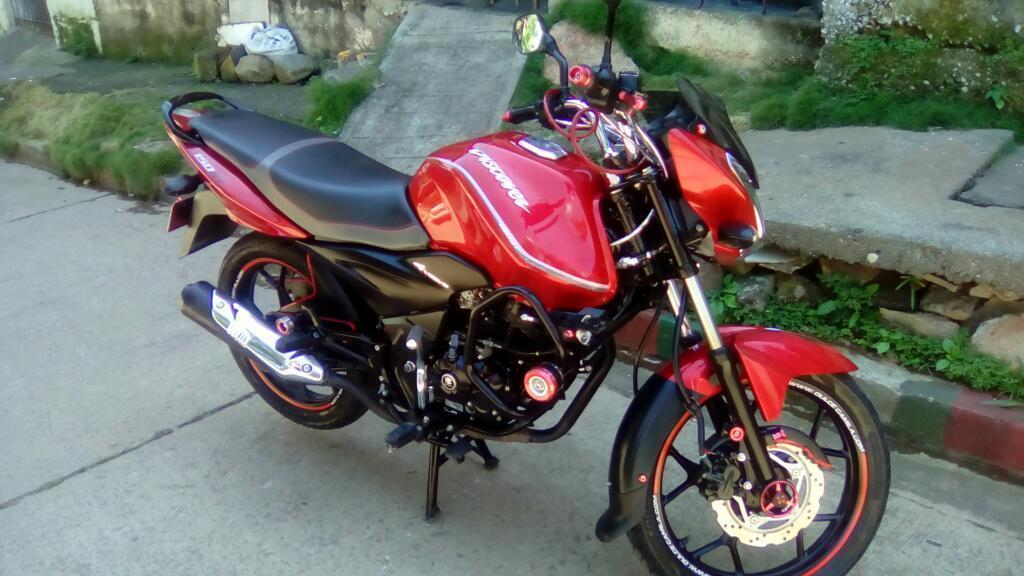 Moto Discoveri Como Nueva