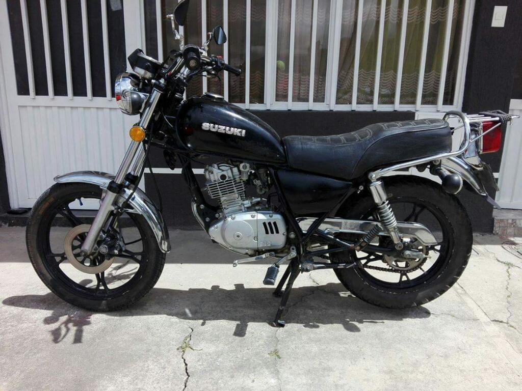 Moto Suzuki Gn125cc