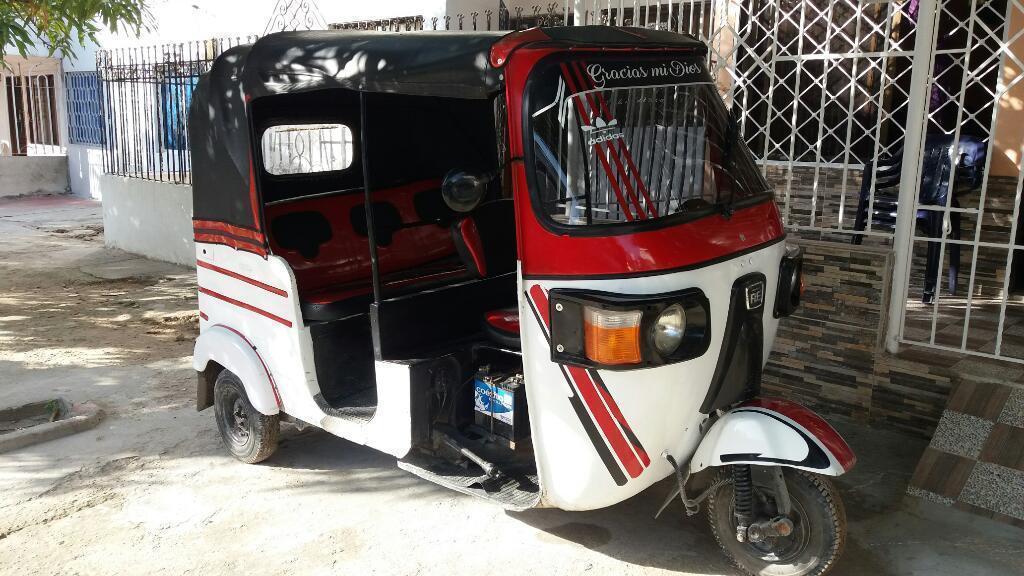 Moto Carro Bajaj 205 2014