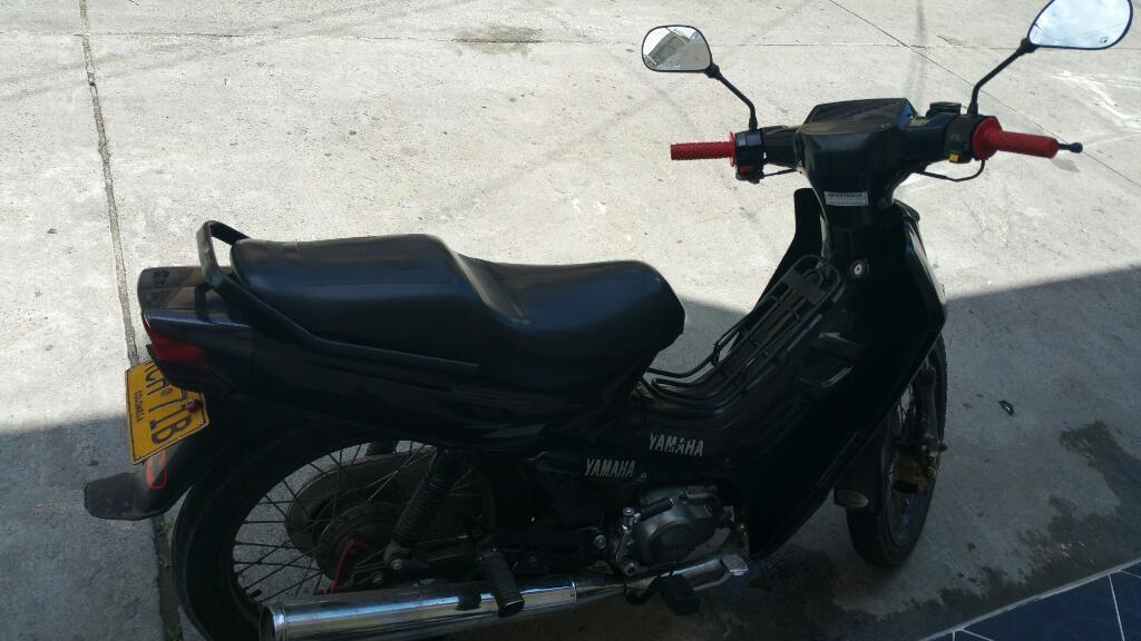 Moto Yamaha Kripton 2009