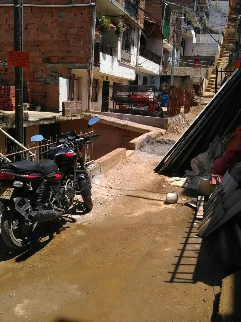 Moto Discover 135 Solo Matricula Barata