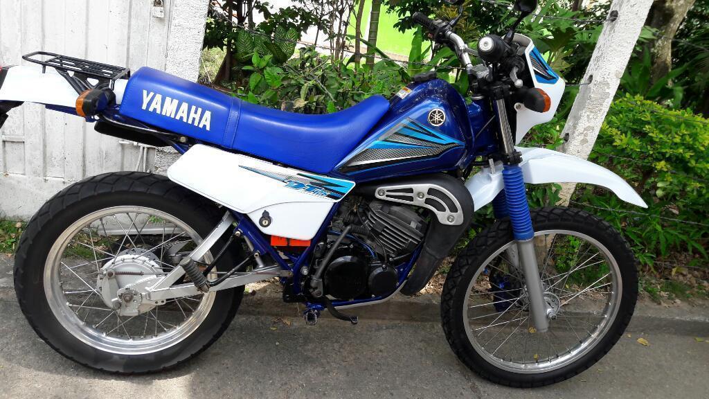 Vendo Espectacular Yamaha Dt 125 2001