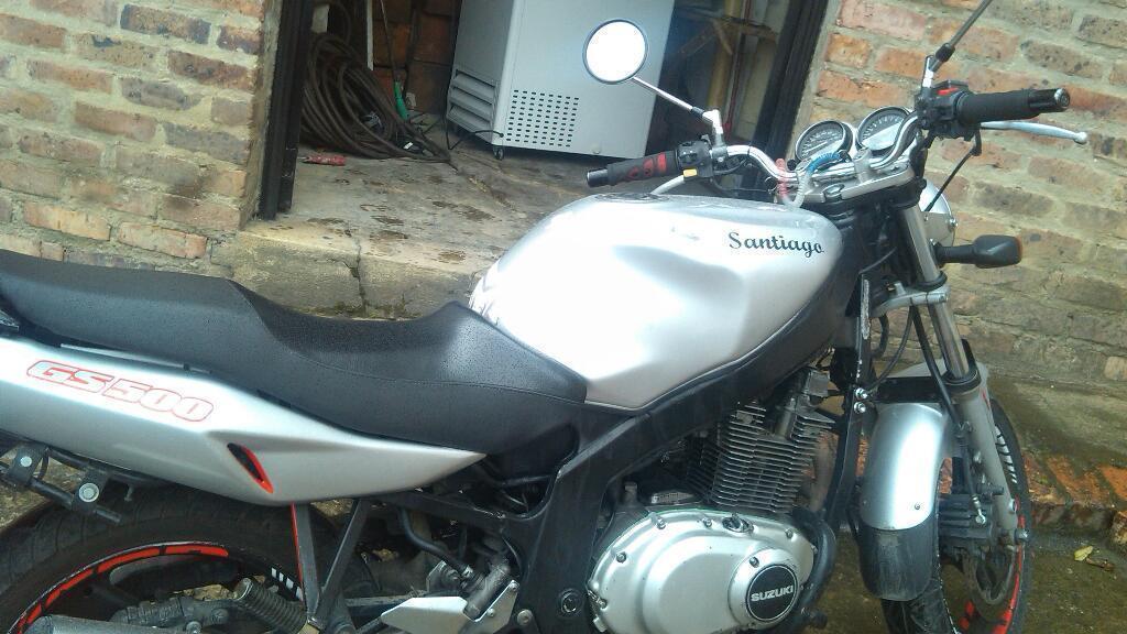 Moto Gs 500