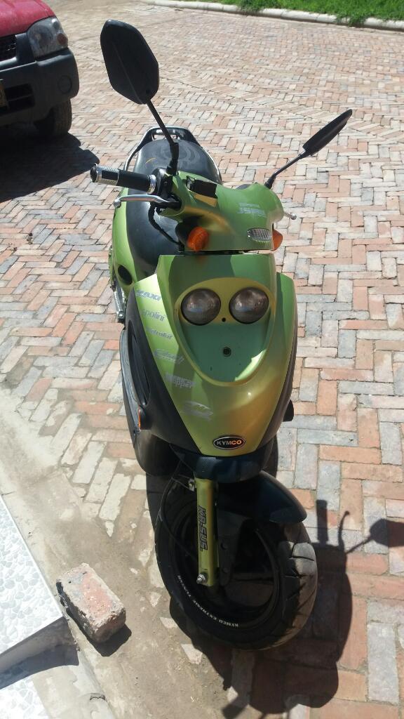 Moto Kimko Topboy 110