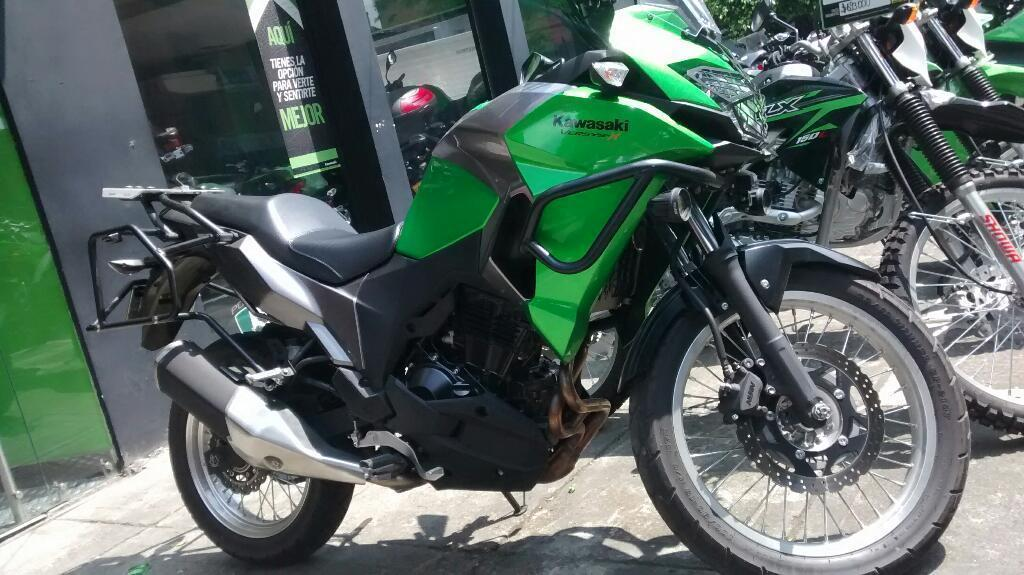 Nueva Kawasaki Versys 250