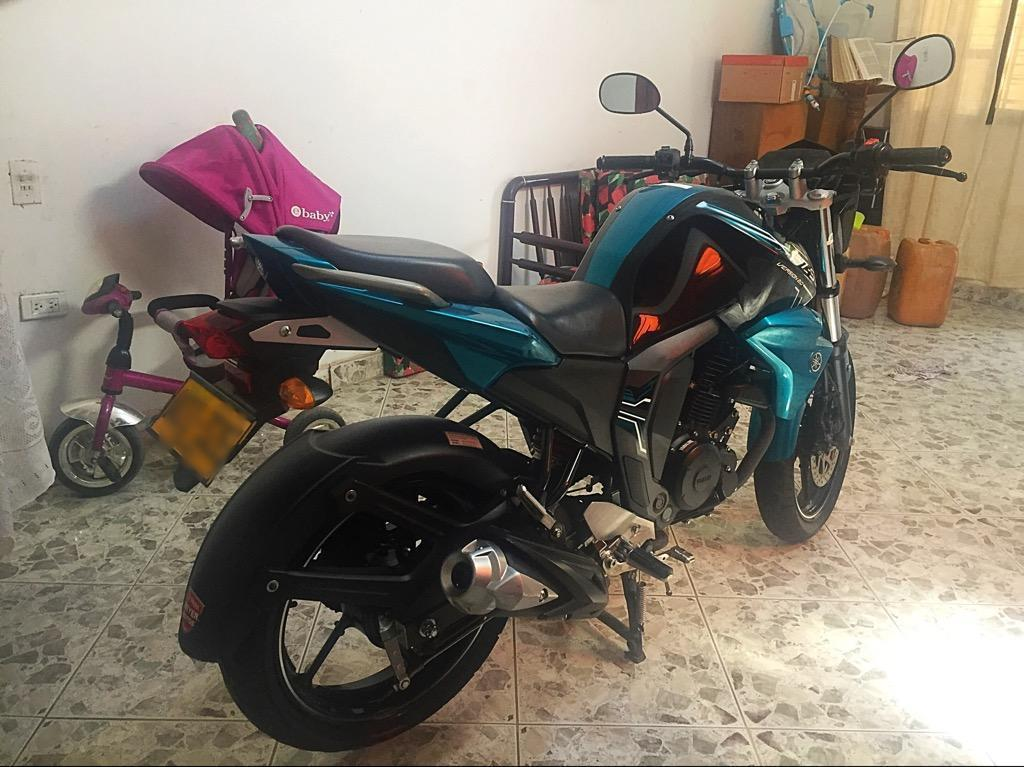 Vendo Fz Bella