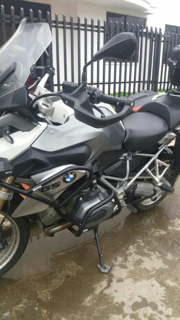 Vendo Bmw Gs1200 Como Nueva