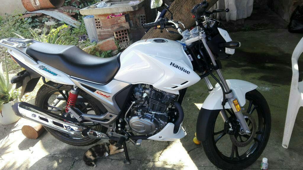 Bella Moto Como Nueva