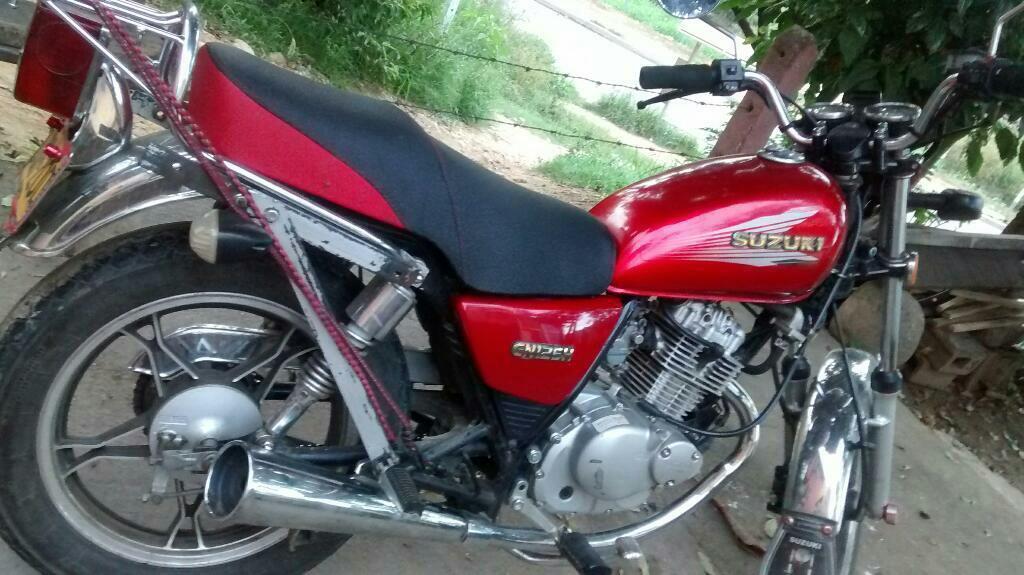 Moto Barata Gn 125